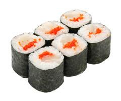 Сайт компании по доставке<br/>роллов Fresh roll